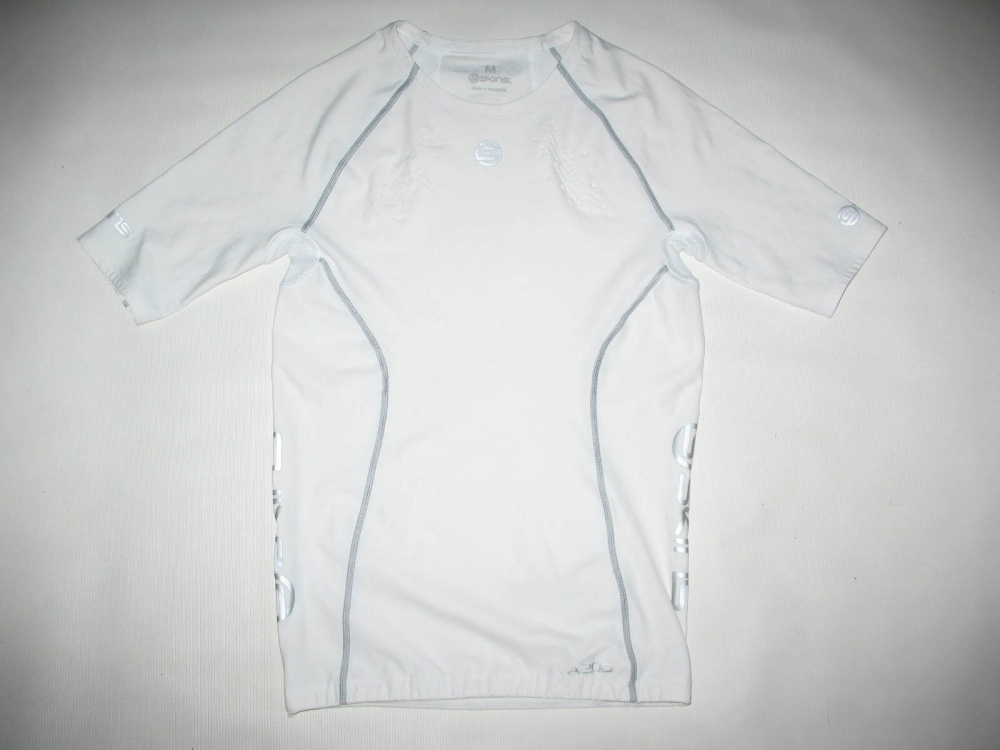 Футболка SKINS A200 compression shortsleeve shirt (размер M) - 3