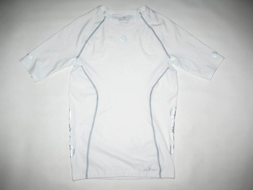 Футболка SKINS A200 compression shortsleeve shirt (размер M) - 3