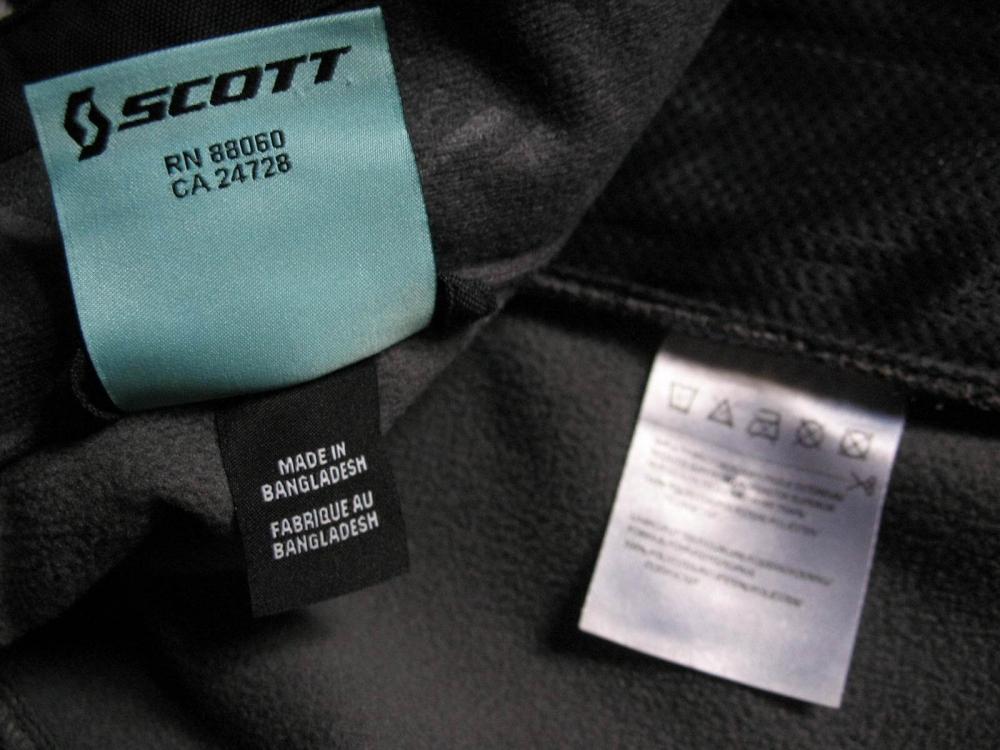 Куртка SCOTT softshell jacket lady (размер M/L) - 6