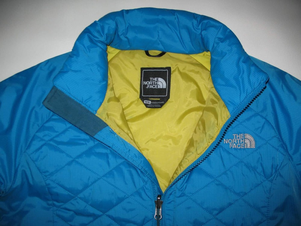 Куртка THE NORTH FACE red blaze jacket lady (размер М) - 4
