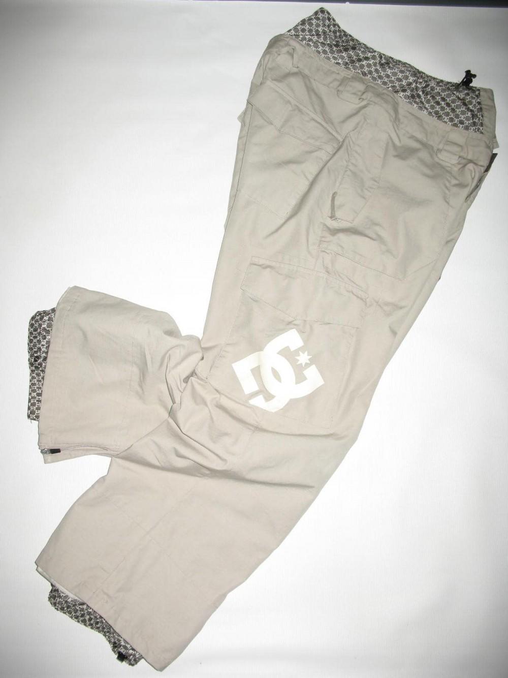 Штаны DC banshee-r snowboard pants (размер L) - 6