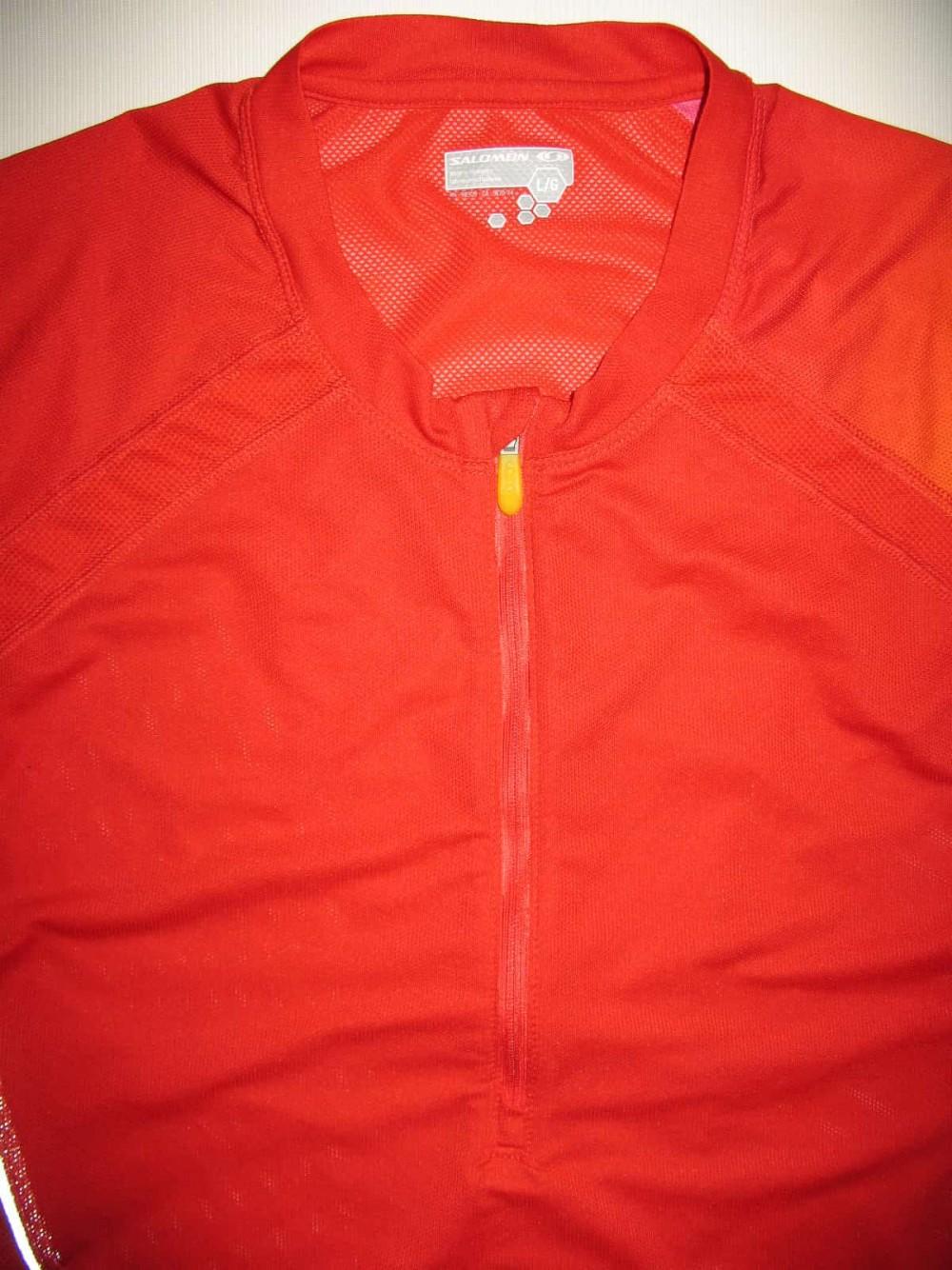 Футболка SALOMON actilite trail run jersey (размер L) - 3