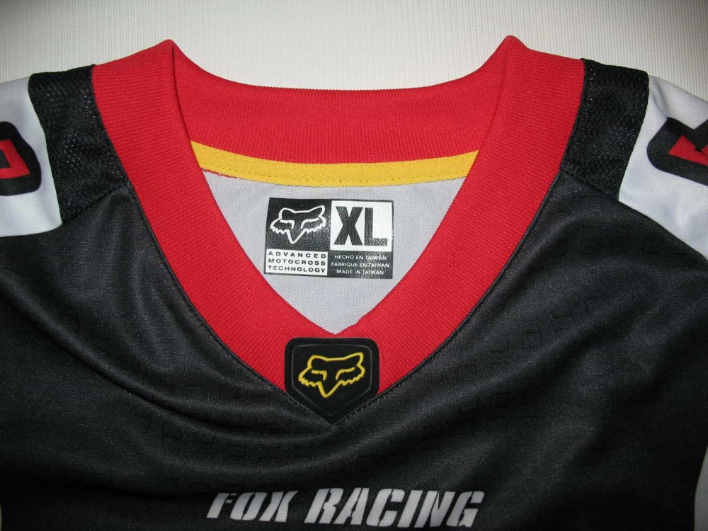 Джерси FOX moto DH jersey (размер XL) - 3