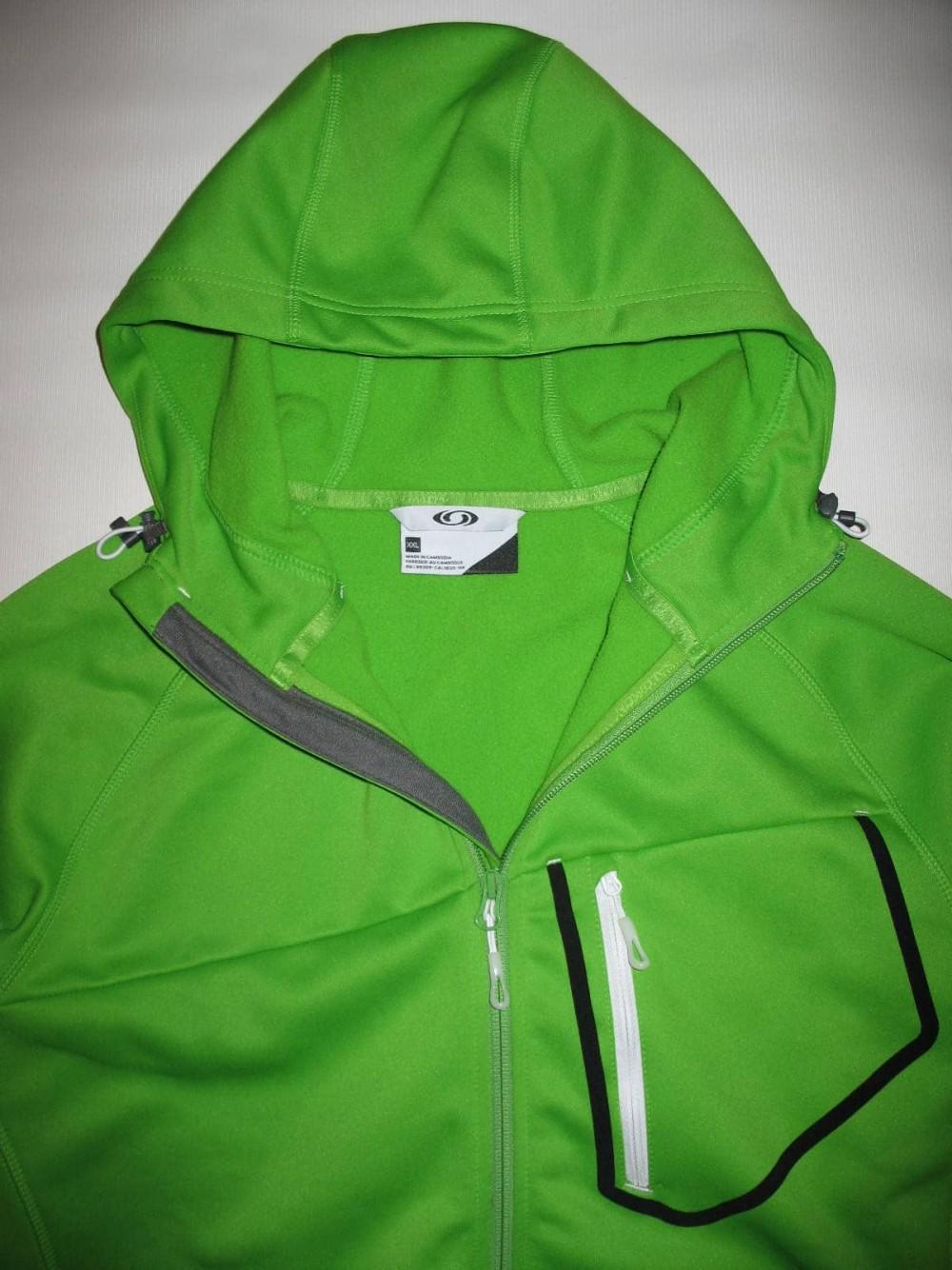 Кофта SALOMON actitherm fleece hoodies (размер XXL) - 3
