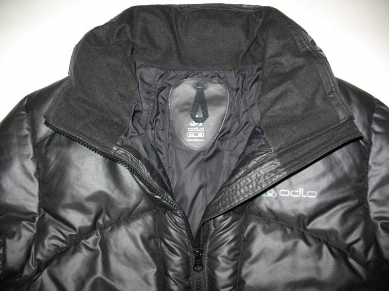 Куртка ODLO cocoon jacket lady  (размер XS/реально S/M) - 4