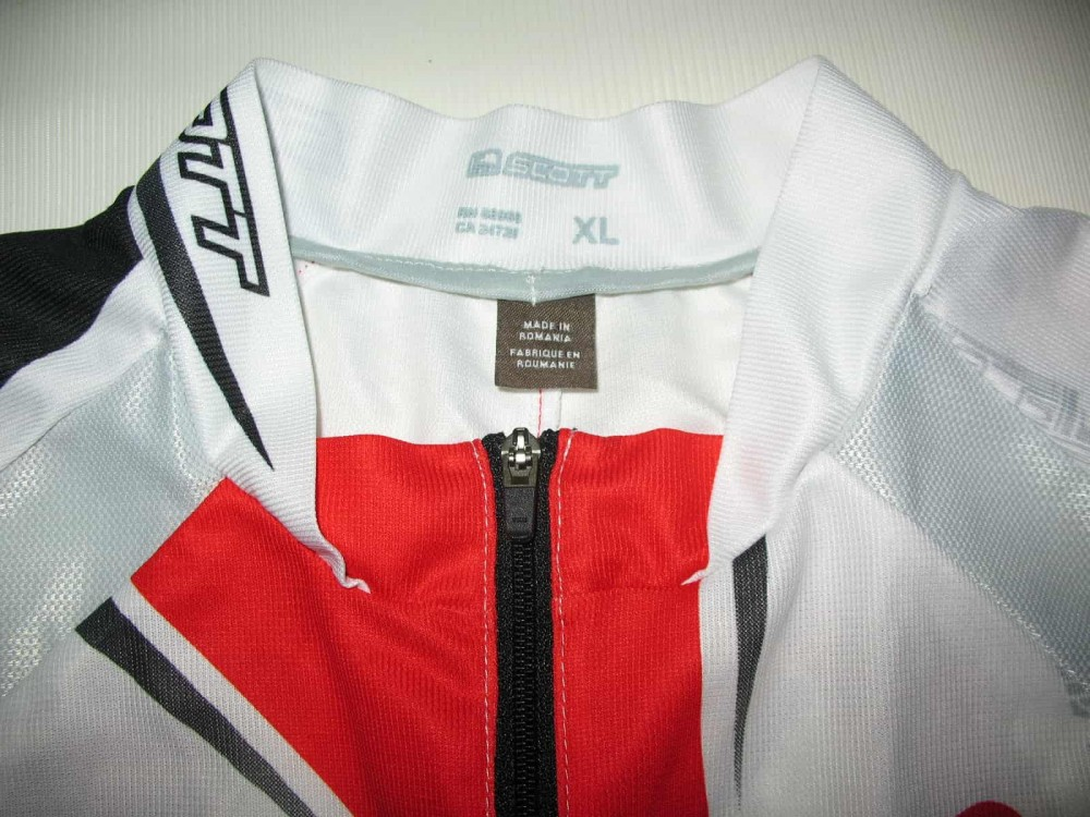 Веломайка SCOTT rc cycling jersey (размер XL) - 2