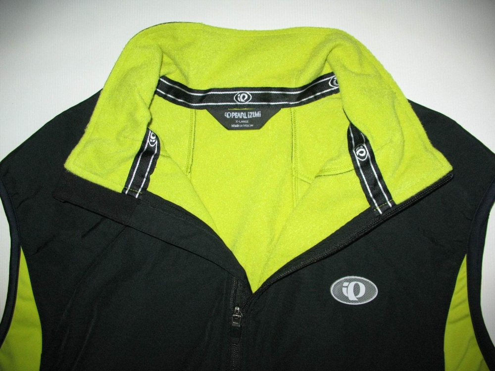 Жилет PEARL IZUMI cycling wind fleece vest (размер XL/XXL) - 2