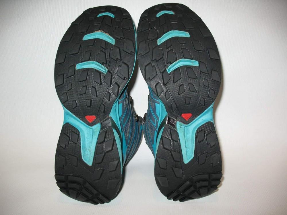 Ботинки SALOMON X chase GTX mid (размер UK5/US6,5/EU38,5(на стопу  235 mm)) - 11