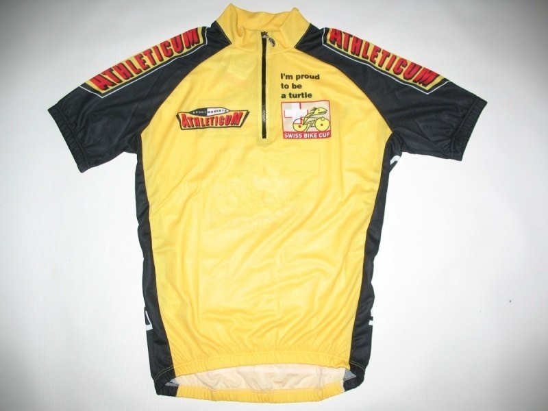 Футболка CASTELLI athleticum (размеры S, M, L) - 1