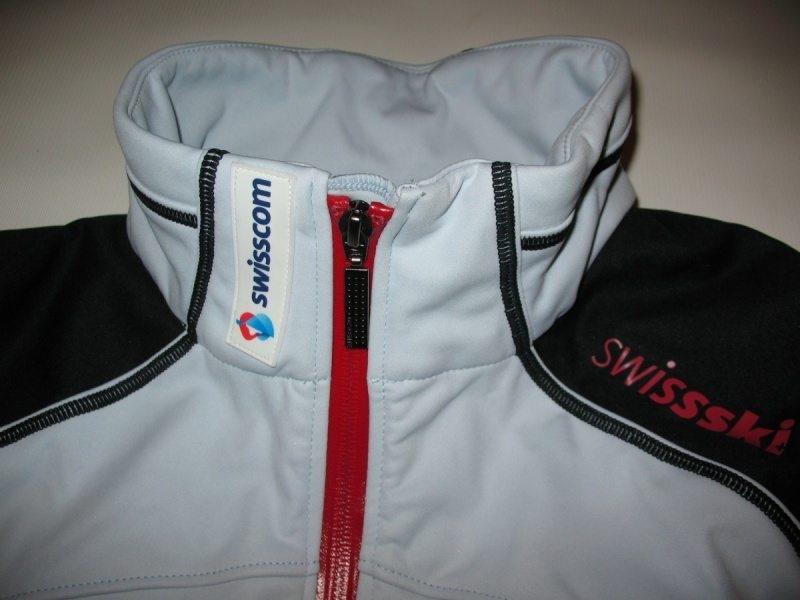 Куртка DESCENTE swissski team softshell W (размер 48/M) - 2