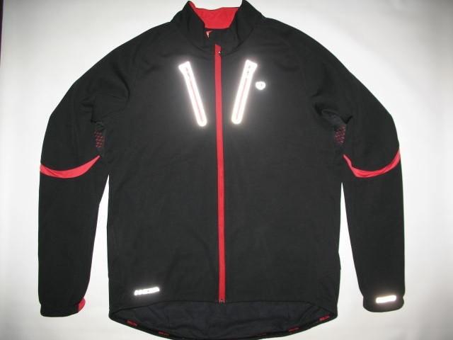 Велокуртка PEARL IZUMI pro softshell jacket (размер XXL) - 3
