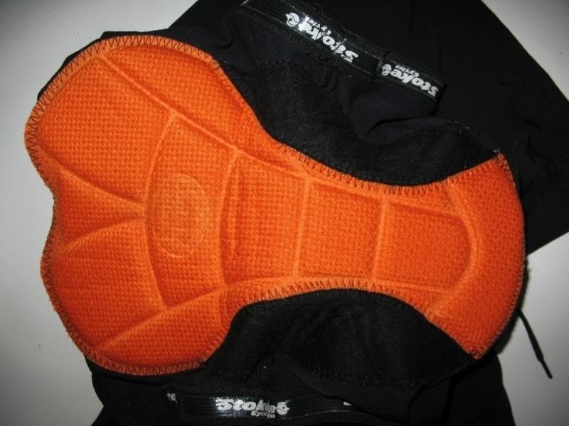 Шорты STOKE bike shorts (размер XS) - 3