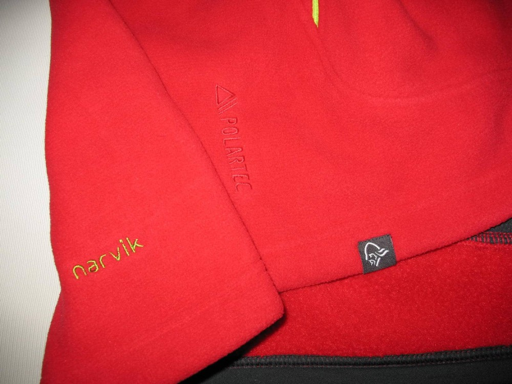 Куртка NORRONA narvik warm 3 hoodies lady (размер S) - 6
