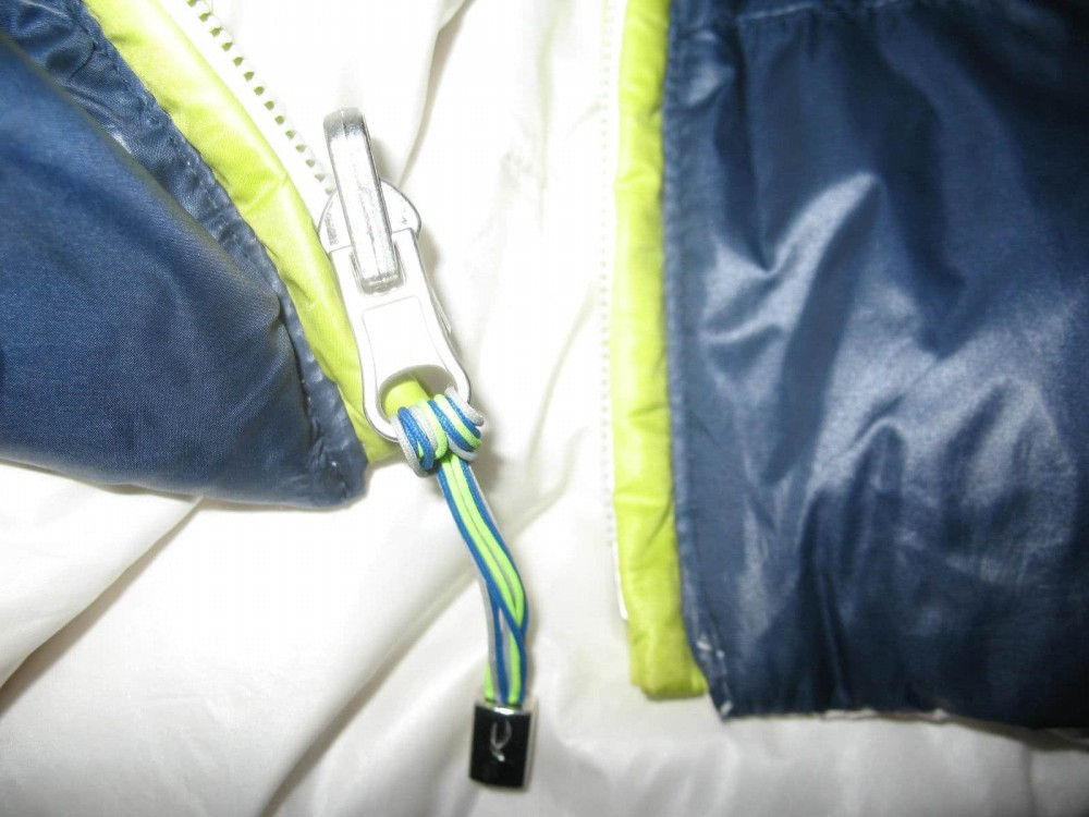 Куртка KJUS spin down jacket (размер XL) - 12