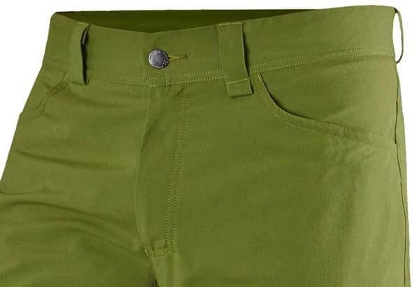 Штаны HAGLOFS mid fjell climatic pants (размер L/XL) - 2