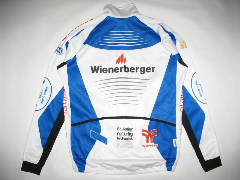 Велокомплект NORTHWAVE heino windtex/fleece 2 cycling jackets (размер XL/XXL) - 3