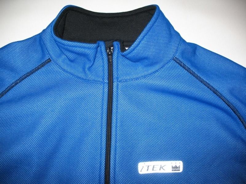 Велокуртка ITEK windtex jacket (размер XXL) - 2