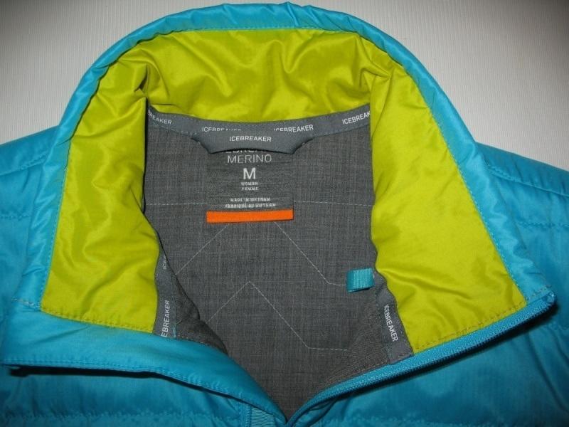Куртка ICEBREAKER    Helix jacket lady  (размер M) - 7