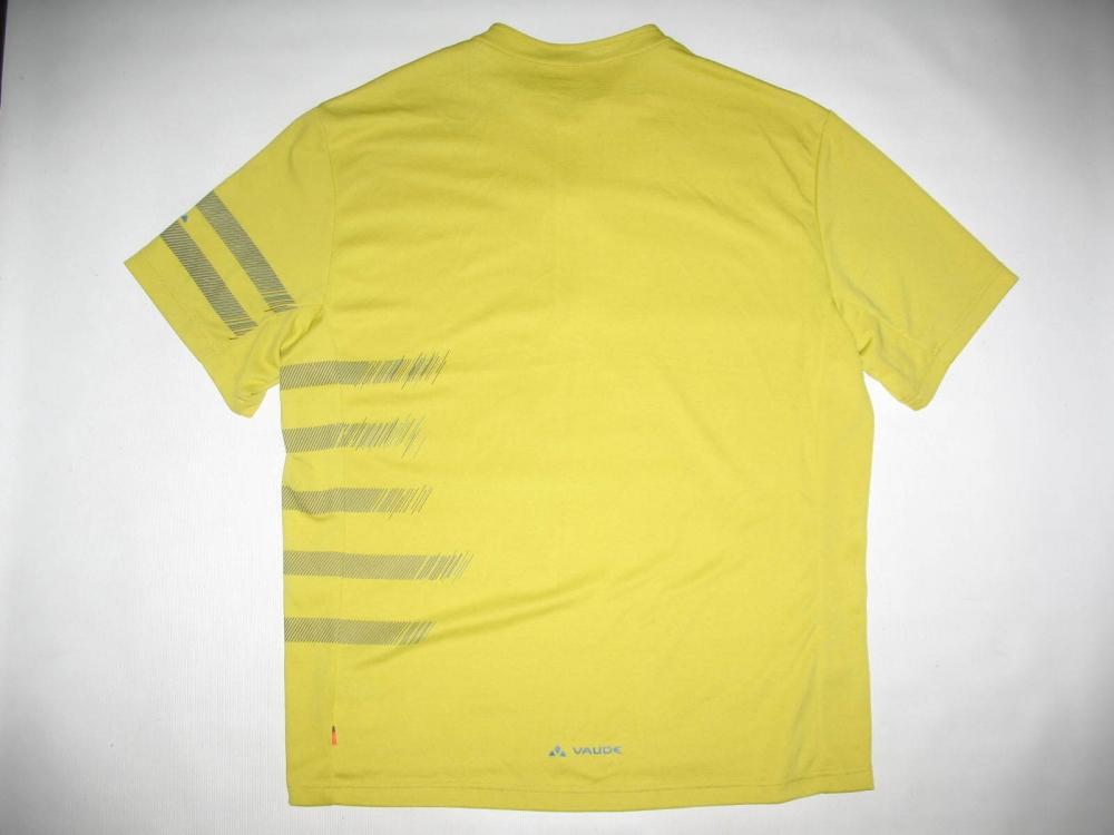 Веломайка VAUDE siros shirt (размер 56/XXL) - 2