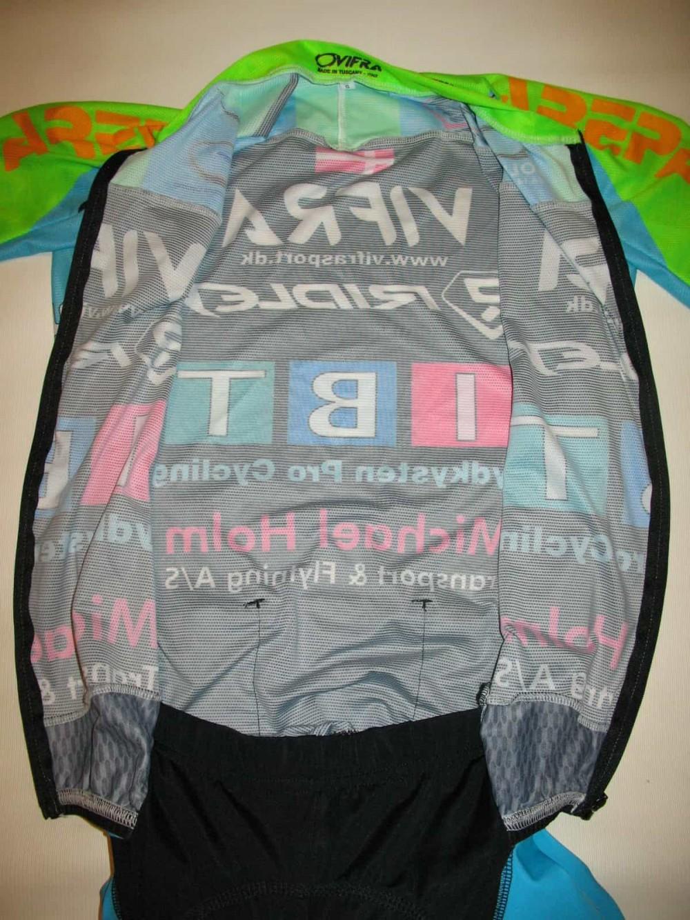 Велокомбинезон VIFRA cycling overalls (размер S) - 3
