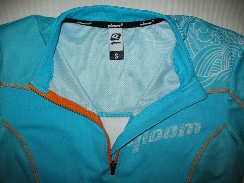 Футболка QLOOM bike jersey 1 lady  (размер S) - 2