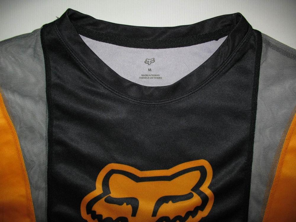 Веломайка FOX racing DH1 jersey (размер S/M) - 2