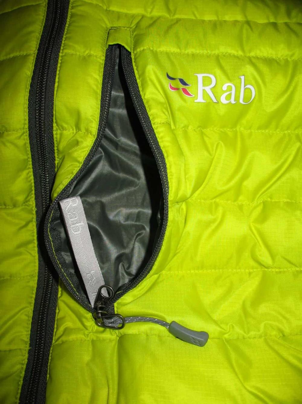 Куртка RAB microlight jacket (размер XXL/XXXL) - 7