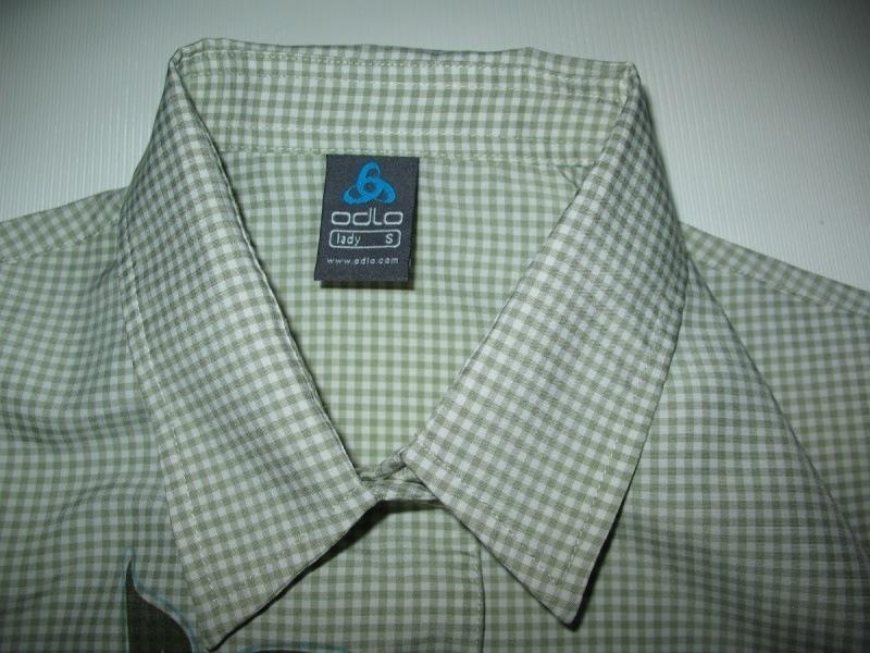 Рубашка ODLO shirt lady  (размер SM) - 2