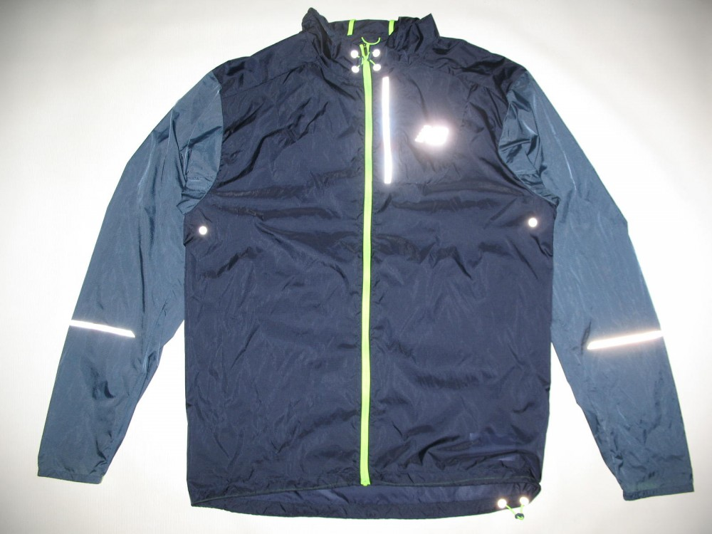 Куртка NEW BALANCE lite packable jacket (размер M/L) - 1