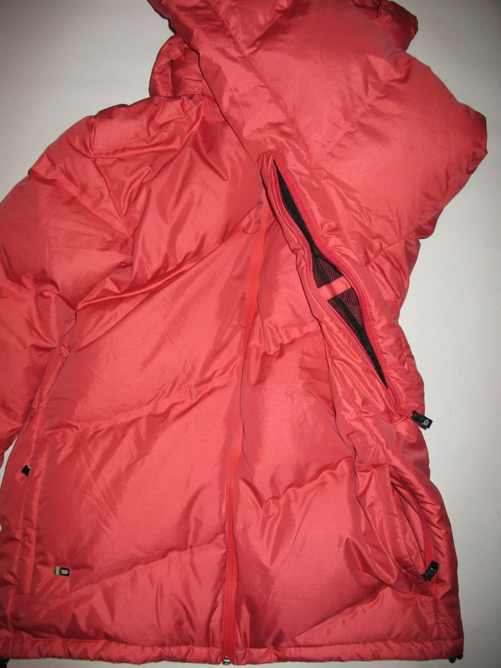 Куртка RUSTY snowboard down jacket   (размер L) - 3