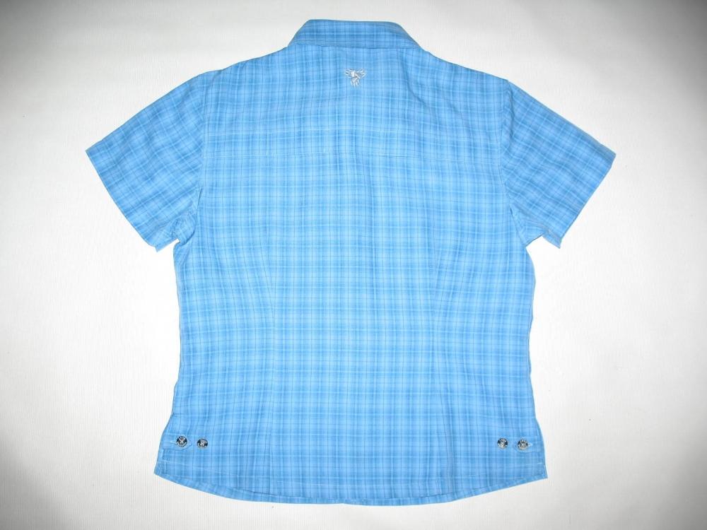 Рубашка JACK WOLFSKIN outdoor shirt lady (размер M/L) - 1