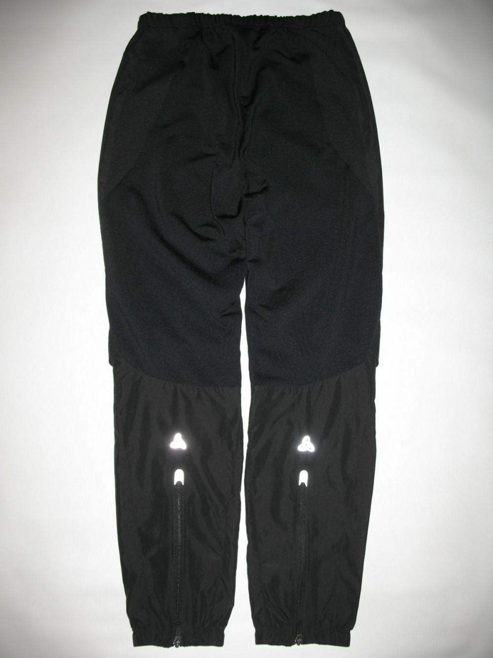 Штаны ODLO logic windproof pants (размер M) - 2