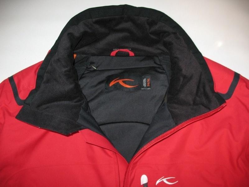 Куртка KJUS 20/20 ski jacket  (размер 54/XL, на рост до 178см) - 3