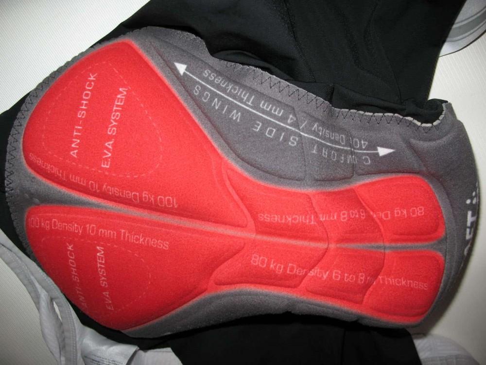 Велошорты CRAFT grand tour bib shorts (размер S) - 5