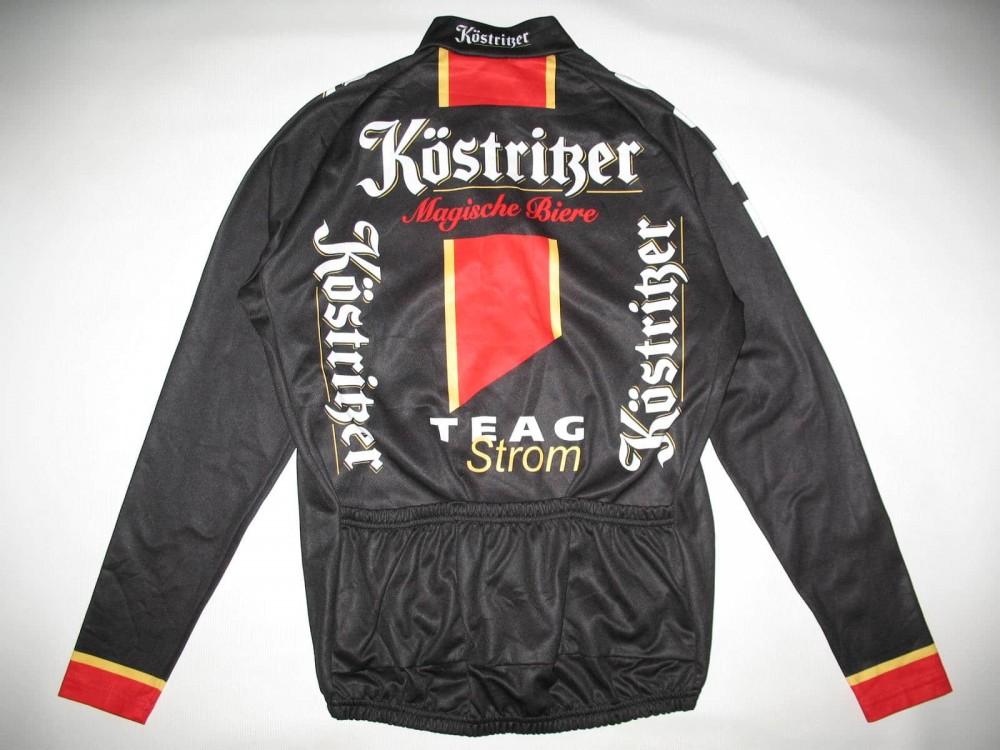 Велокофта BIEMME kostriser fleece cycling jacket (размер М) - 1