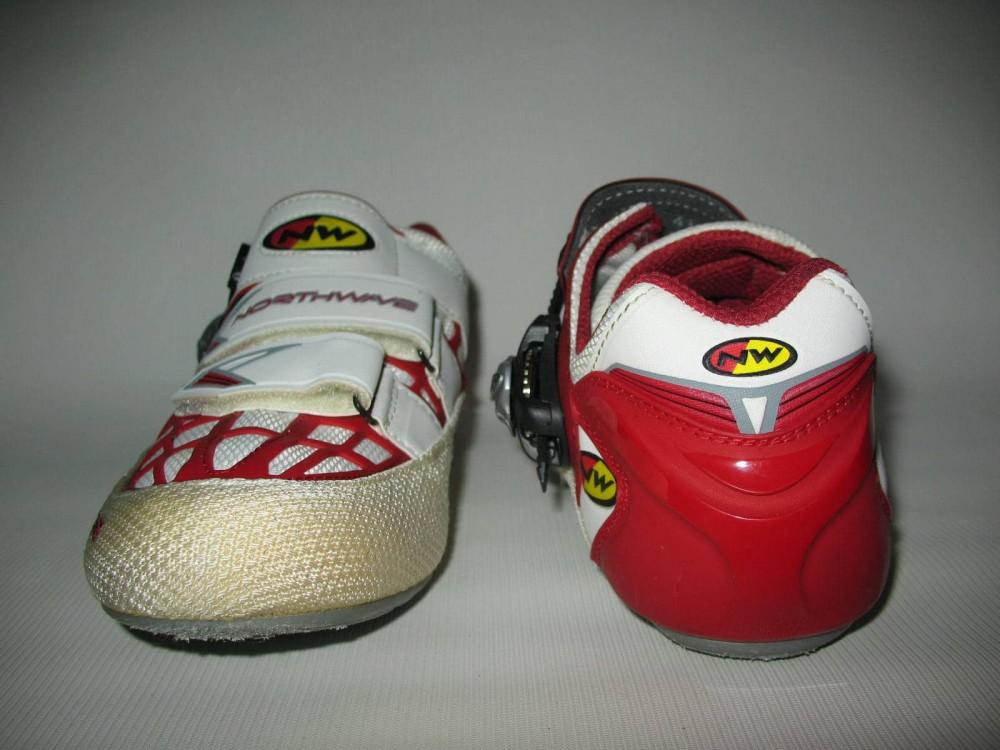 Велотуфли NORTHWAVE revenge road shoes (размер EU41(на стопу до 260 mm)) - 5