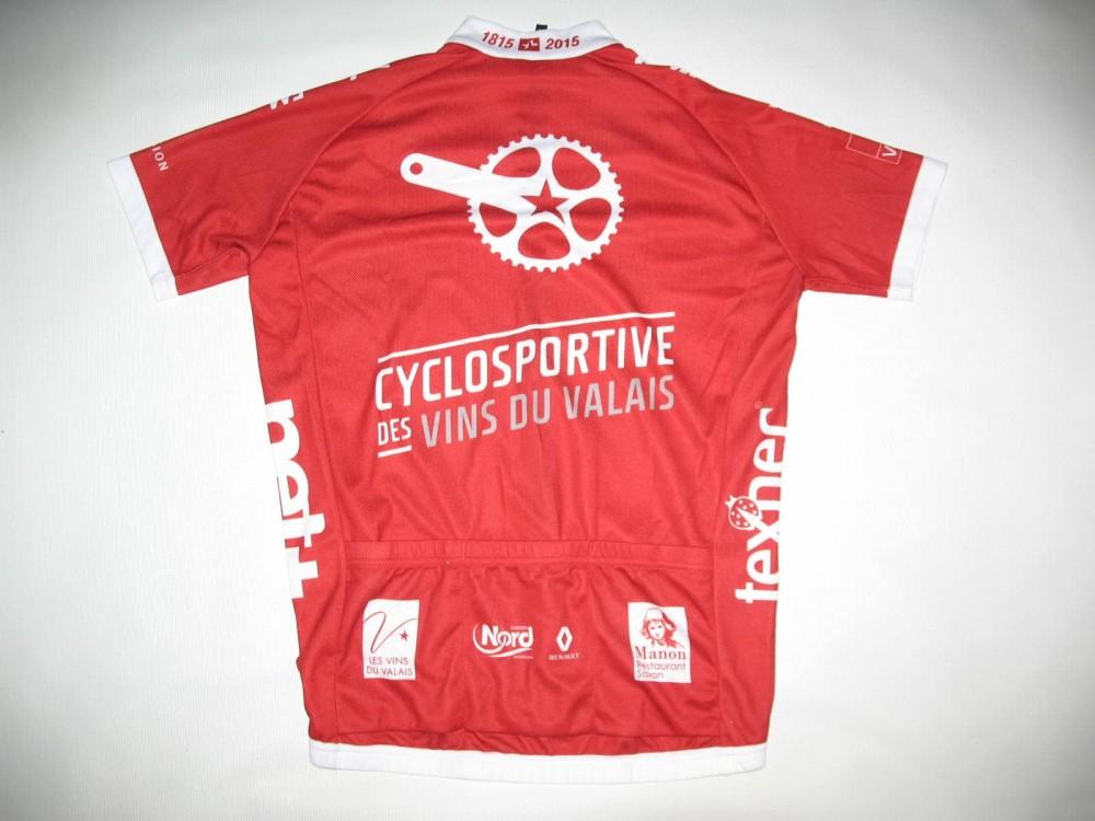 Веломайка TEXNER cyclospottive jersey (размер S) - 1