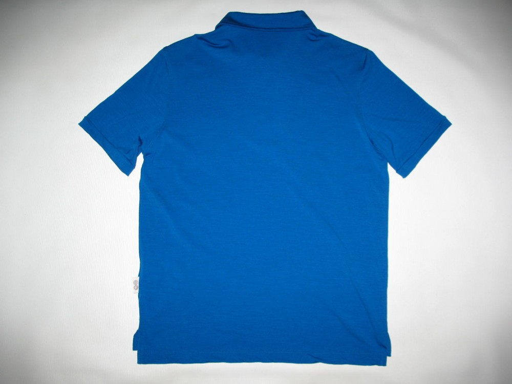 Футболка поло REWOOLUTION 190 polo jersey (размер L) - 2