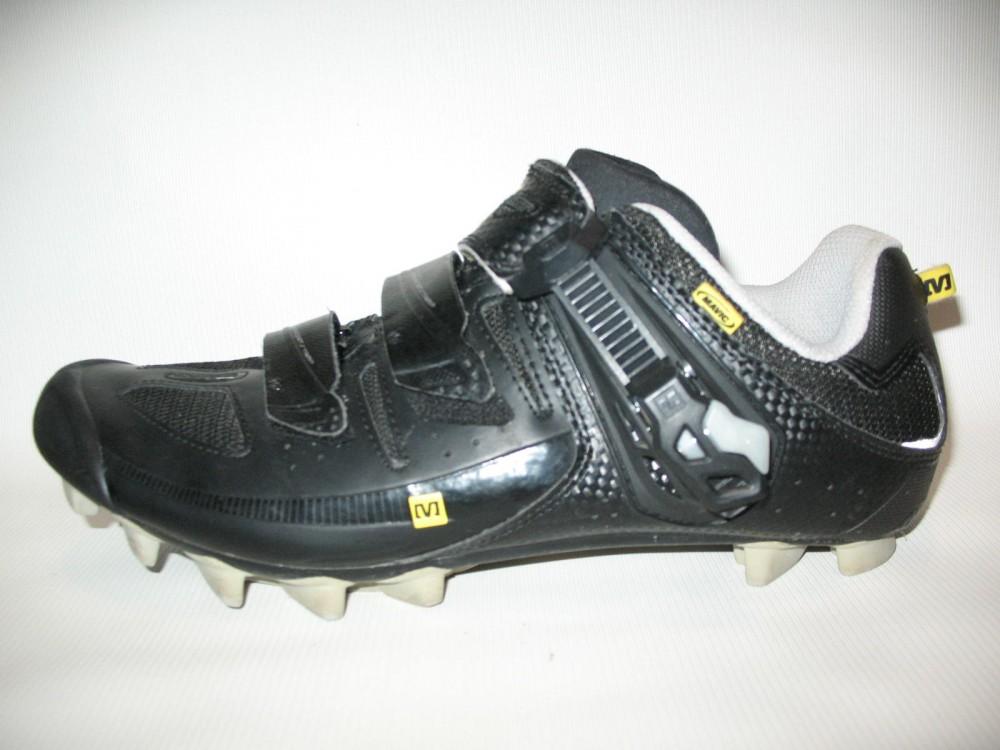 Велотуфли MAVIC rush mtb shoes (размер US9/UK9,5/EU43,5(на стопу до 275 mm)) - 1