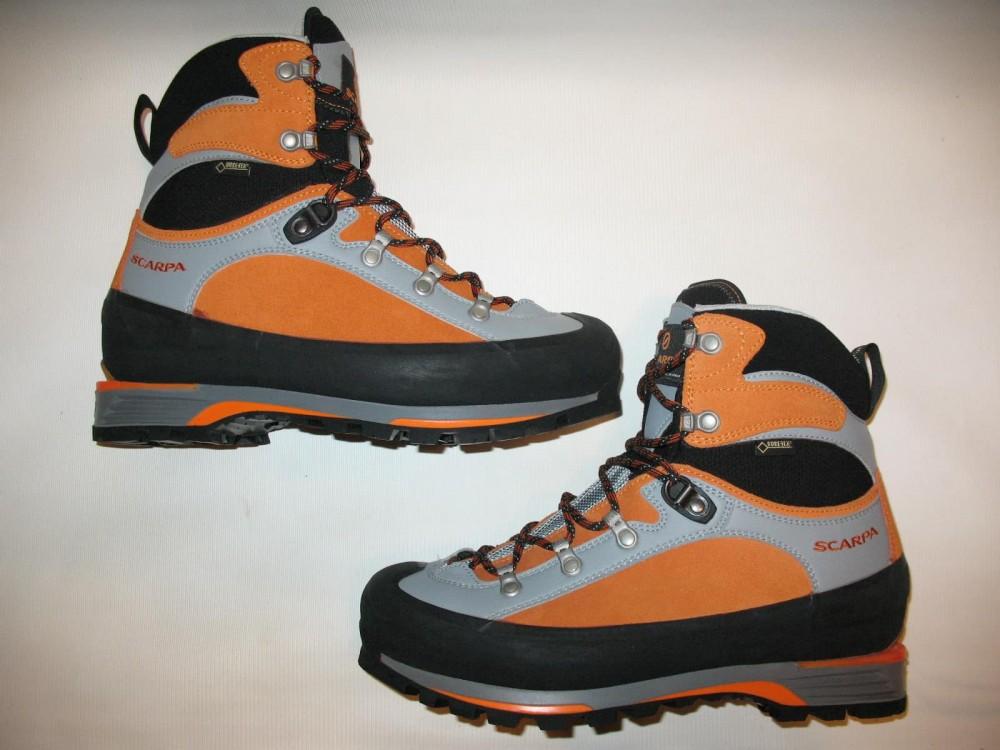 Ботинки SCARPA triolet pro GTX boots (размер UK7/US8/EU41(на стопу 255 mm)) - 3