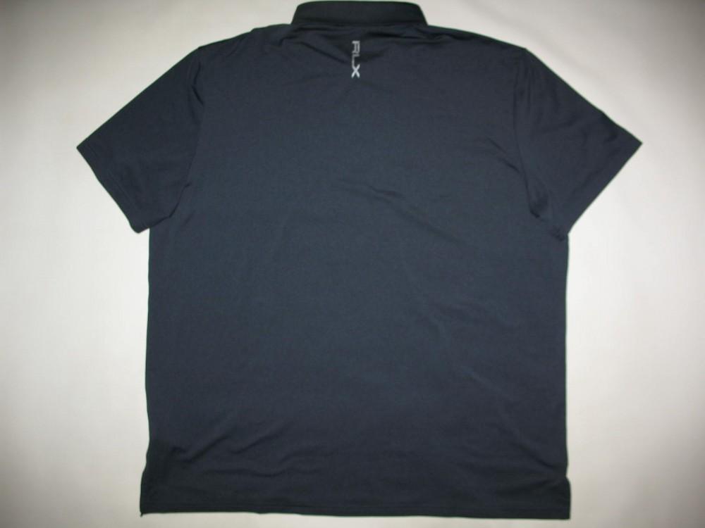 Футболка RLX Ralph Lauren golf ss shirt (размер XXL) - 3