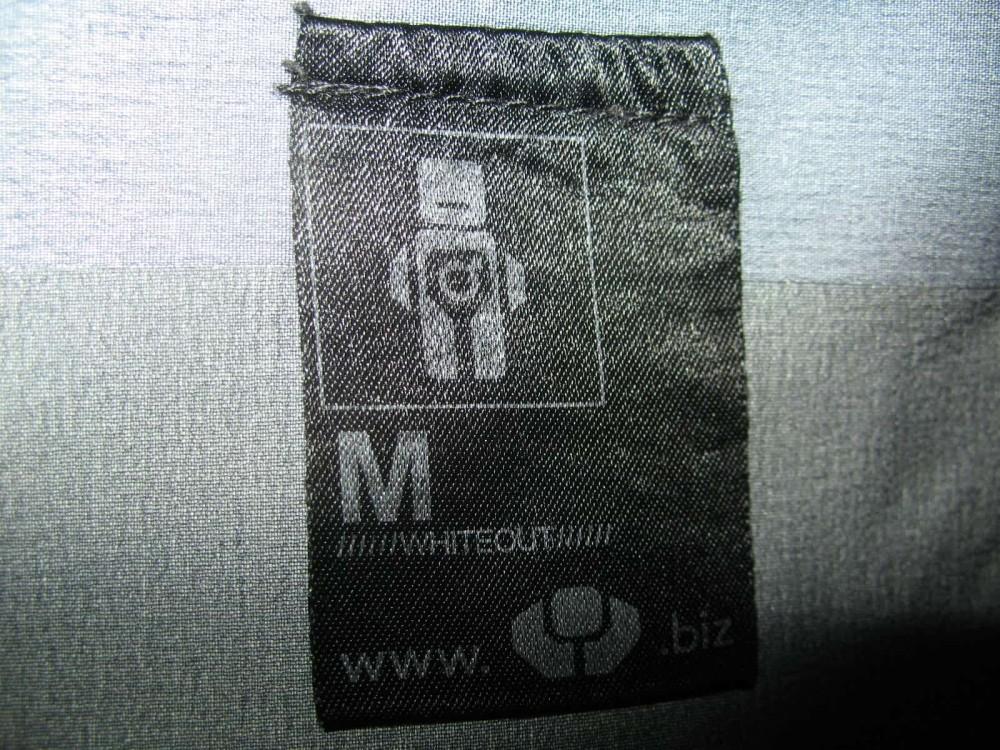 Куртка WHITEOUT by NORRONA cosmonaut hardshell jacket (размер M(реально L/XL) - 11