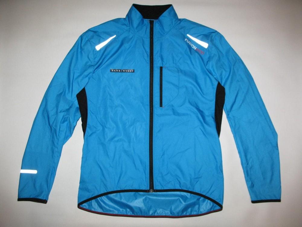 Велокуртка FUSION S100 jacket (размер L) - 1