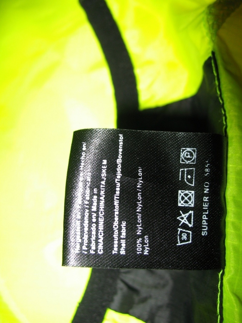 Куртка BRUNEX Bike light Jacket (размер L) - 8