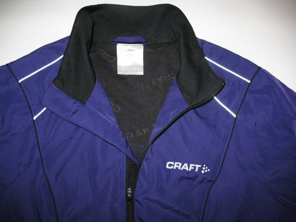Куртка CRAFT run jacket lady (размер M) - 3