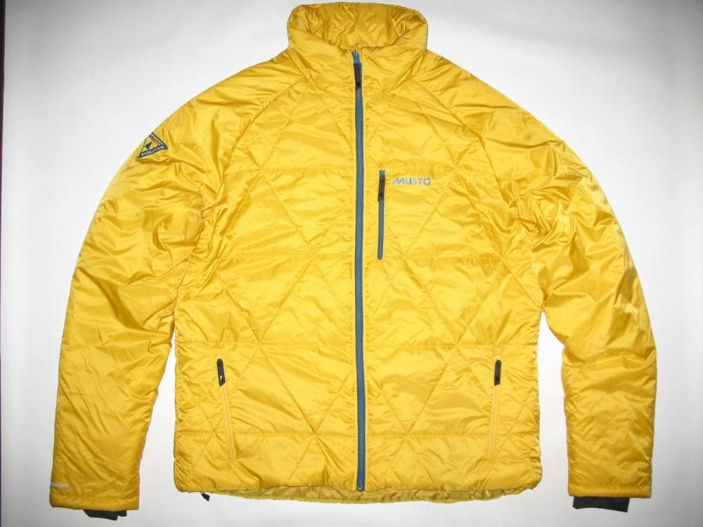 Куртка MUSTO еvolution primaloft jacket (размер XL) - 1