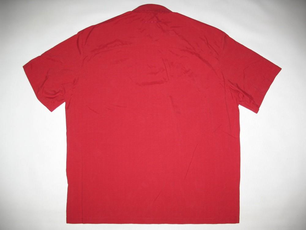 Рубашка MAMMUT red shirt (размер XL) - 1