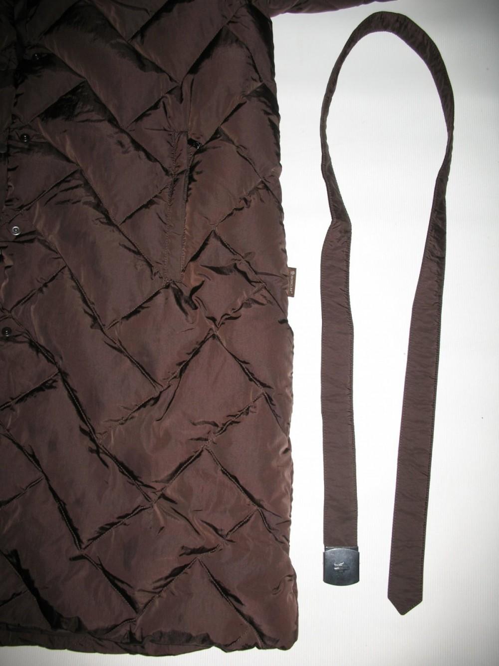 Пальто MONCLER down lady (размер 5/XL) - 9