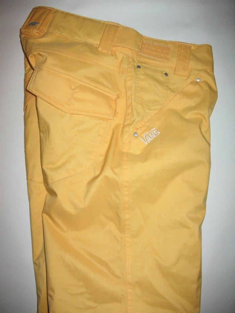 Штаны VANS 10/10 pants lady  (размер XS) - 7