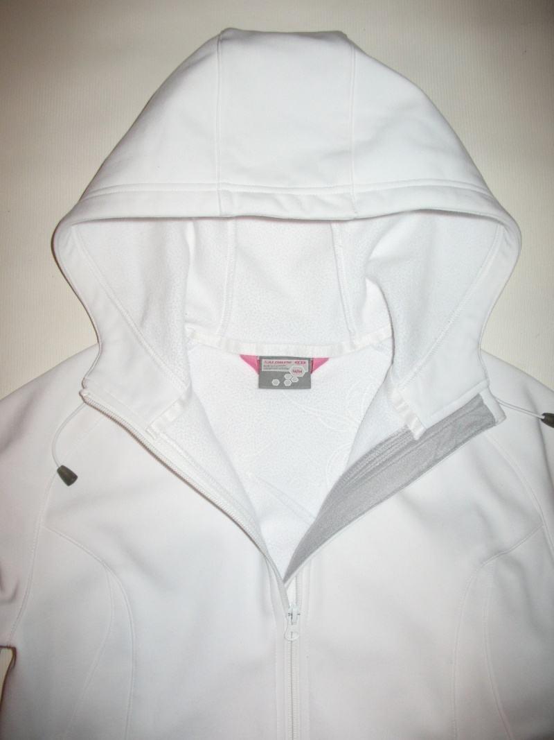 Кофта SALOMON fleece hoodies lady  (размер M) - 3